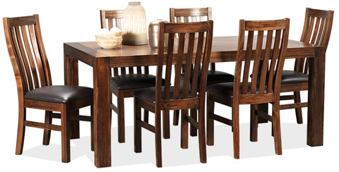Brooklyn 7 Piece Dining Package - DINING
