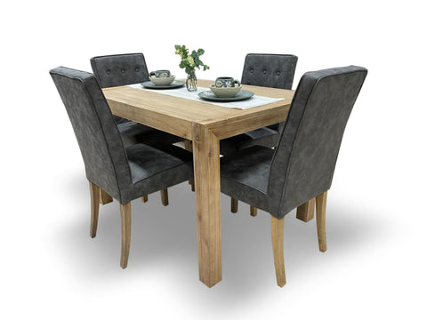 Cable Beach 5 Piece Dining Suite