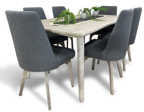 Croft 7 Piece Dining Suite
