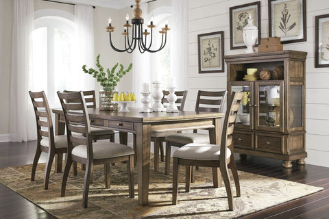 Flynnter 7 Piece Dining Suite - DINING