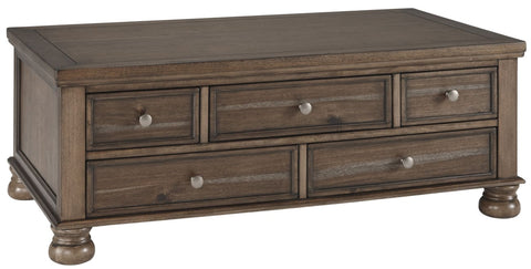 Flynnter coffee table - OCCASIONAL