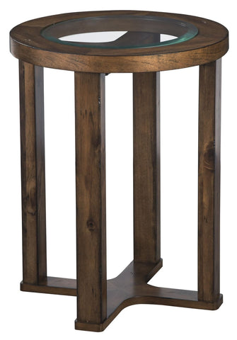 Hannery round end table - OCCASIONAL