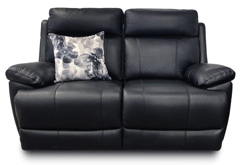 Jackson Leather 2 Seater Sofa