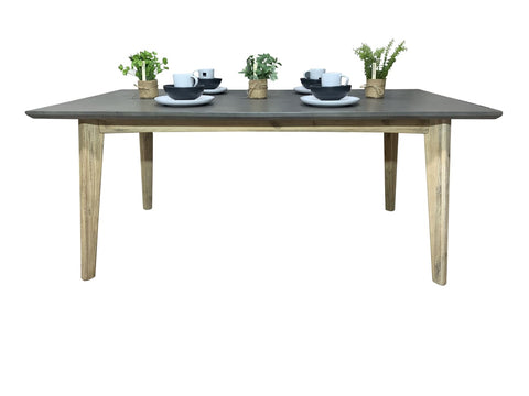 Mallee 2100 Dinnig Table with Terrazzo Top - DINING