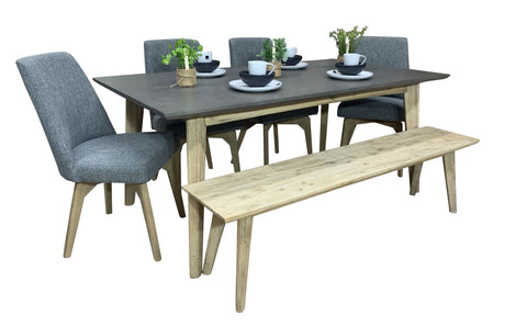 Mallee 6 Piece Dining Package - DINING