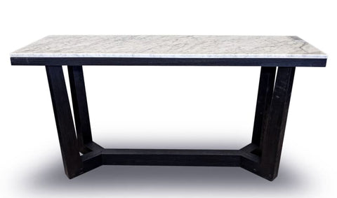 Milano Italian Marble Hall Table
