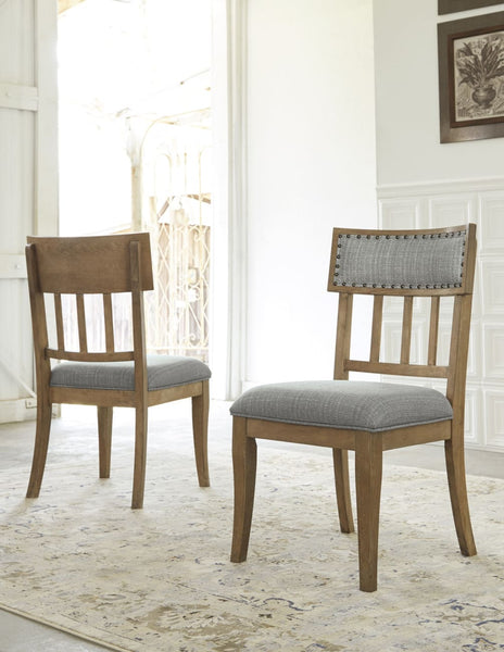Our Furniture Warehouse Ollesburg Dining Chair With