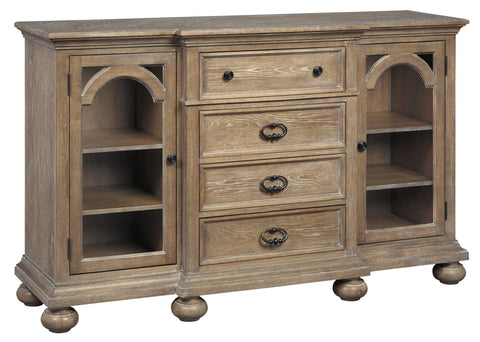 Ollesburg dining room server unit - DINING