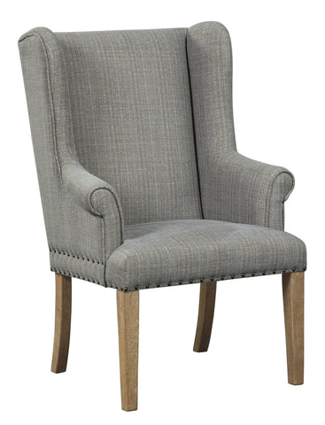 Ollesburg fully upholstered dining chair - DINING