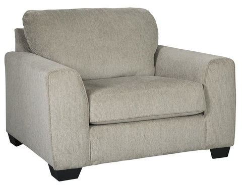 Parlston seat and a half accent chair - LOUNGE