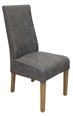 Seattle fully upholstered dining chair - DINING