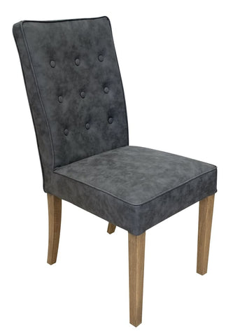 Venice fully upholstered dining chair - DINING