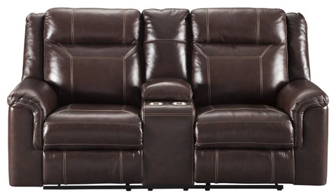 Wyline 2 seater with dual motor electric recliners