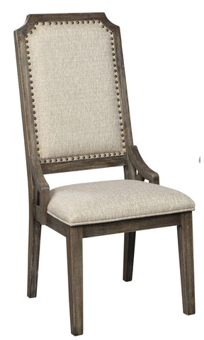Wyndahl Fully Upholster Chair