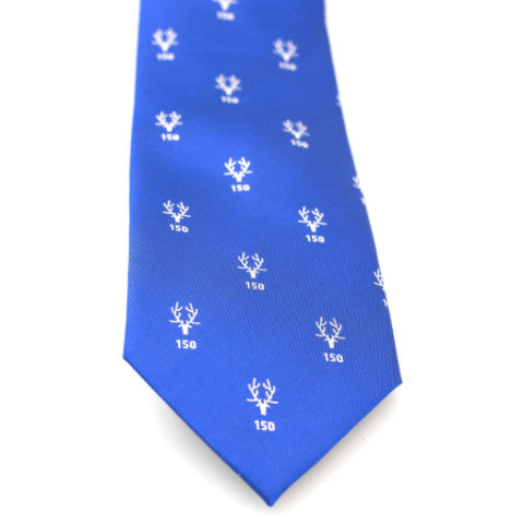 Tie - Eastbourne College 150 Stag Tie (Polyester) was £14 now £10