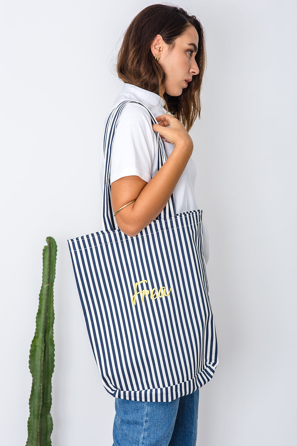 Frea Canvas Bag