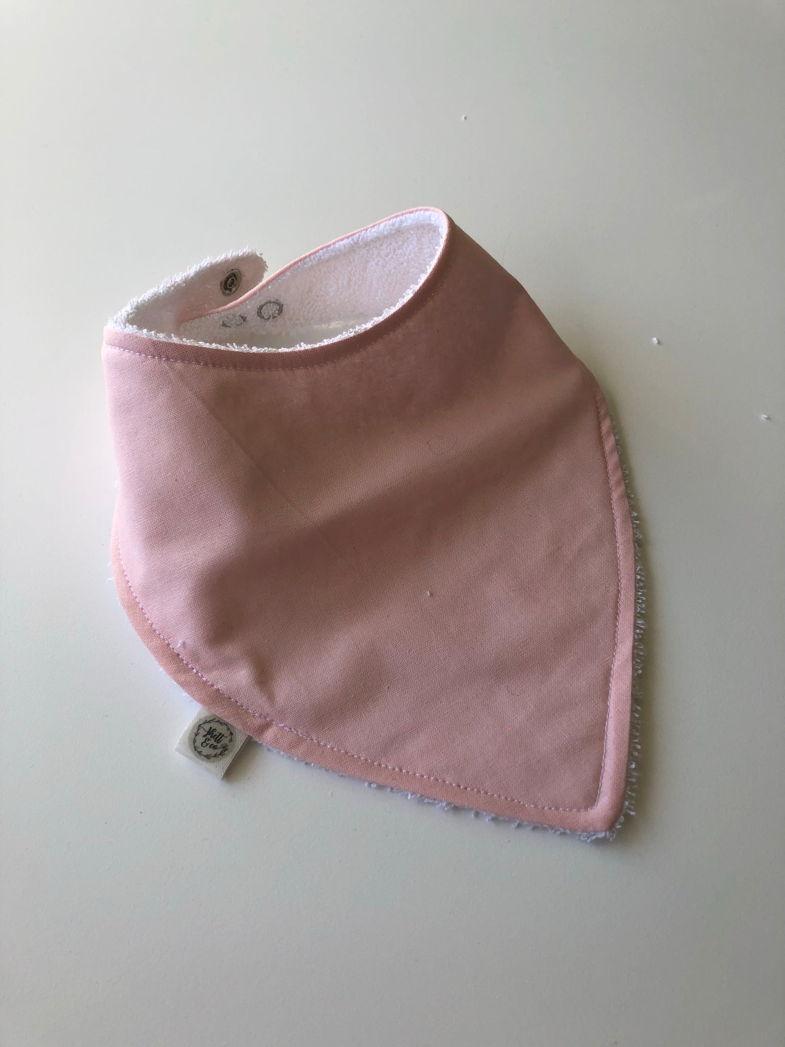 Light Pink Bib
