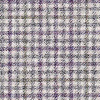Huutt - PURE WOOL Free swatch - COLOUR HEATHER CHECK