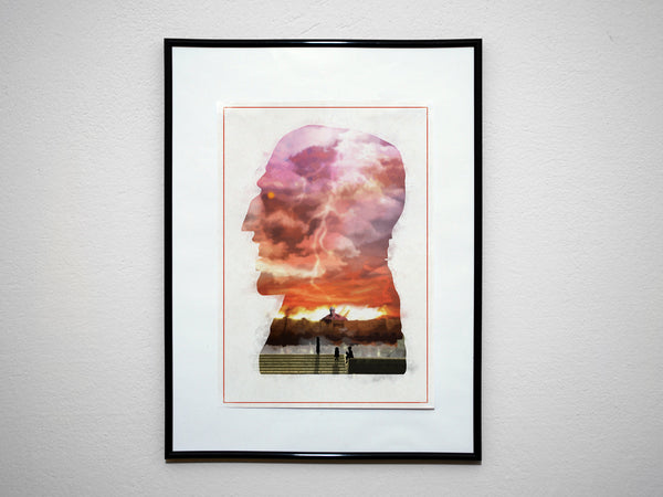 """That Day"" - Attack on Titan Anime Inspired Minimalist Art Poster Print - Geek Print"