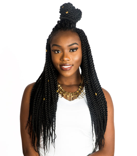 Senegalese Patra Twists - Trendy Tresses