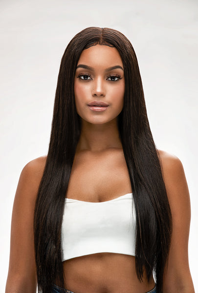 Exquisitely Straight Closure - Trendy Tresses