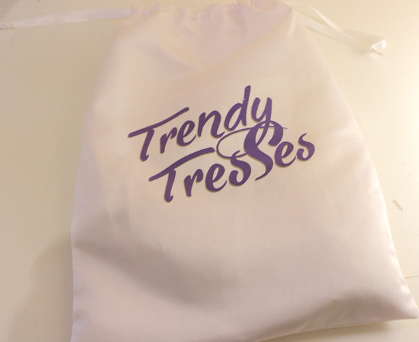 Satin Bag - Trendy Tresses