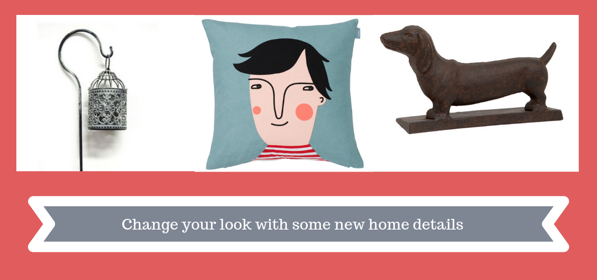 Update your home with our new home accessories