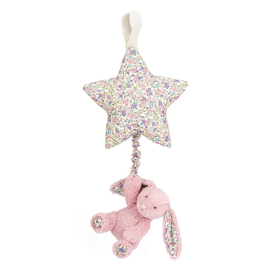 Star Musical Pull- Blossom Bunny by Jellycat