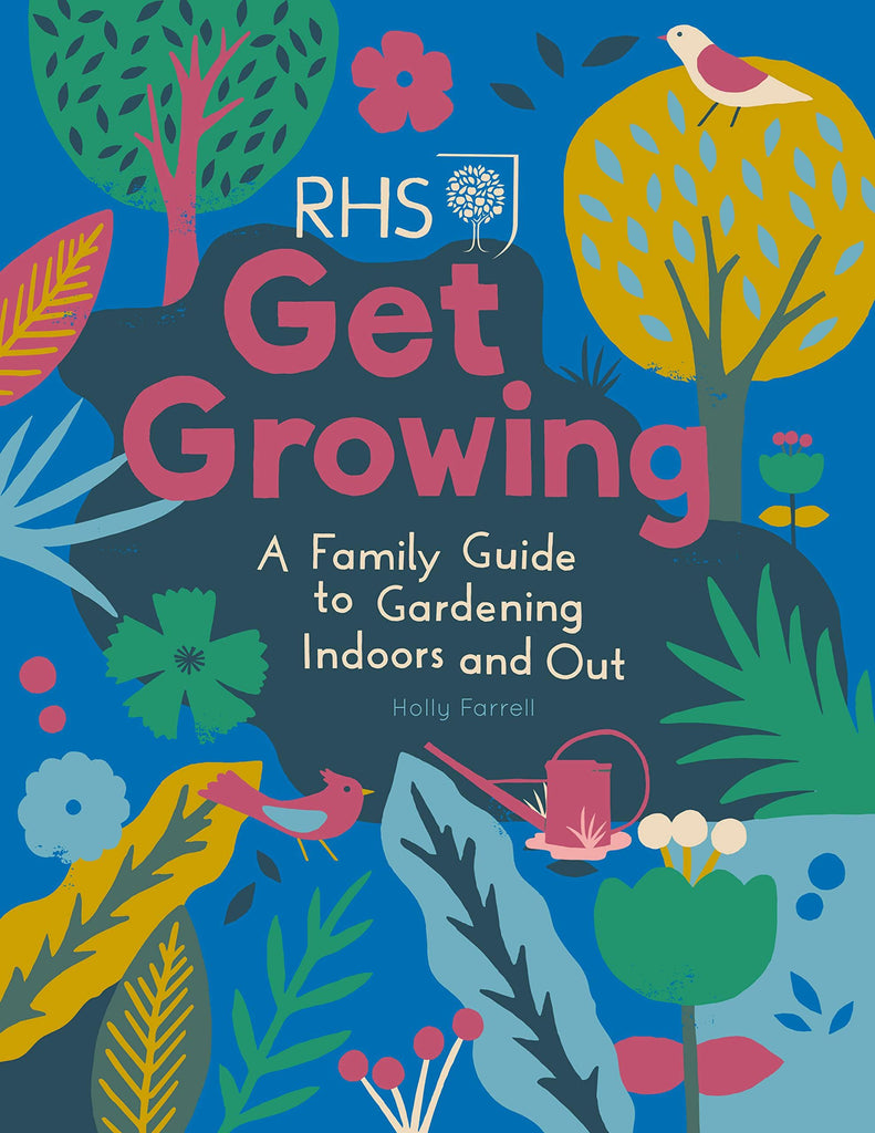 Get Growing- RHS Family Guide