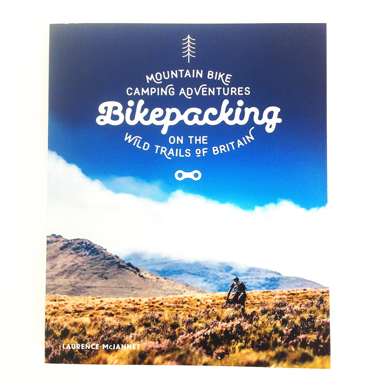 Mountain Bike camping adventures book-Red Hen Trading