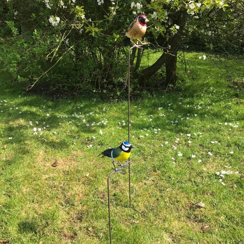Garden Bird decorations