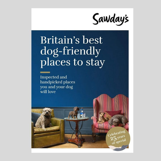 Guide to dog friendly places to stay