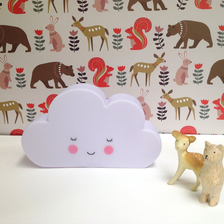 Kids Cloud night light