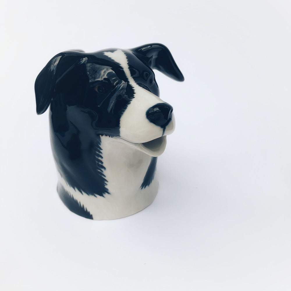 Collie Dog Jug Medium