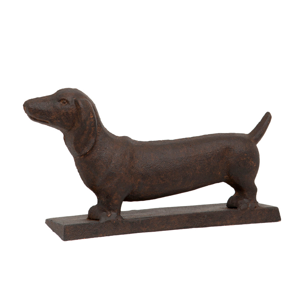 Dachshund Dog Doorstop