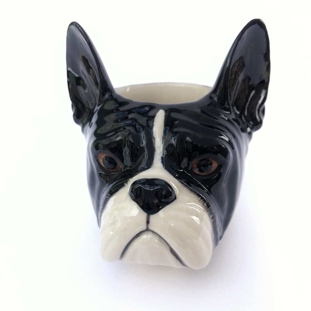 French Bulldog Egg Cup