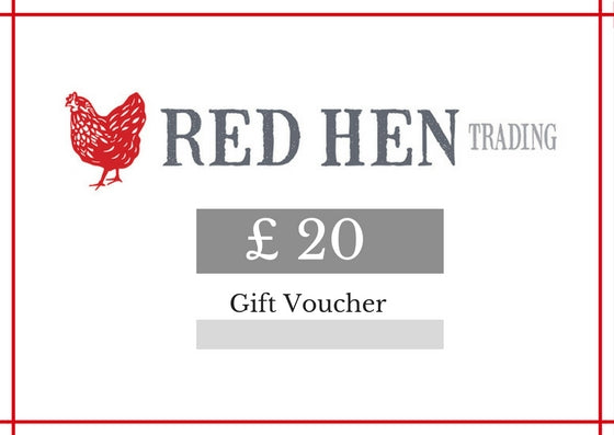 Gift Voucher- Red Hen Trading