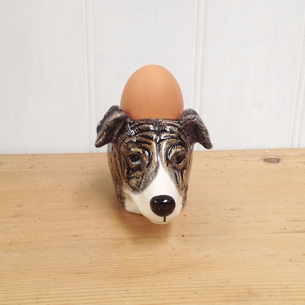 Greyhound Egg Cup