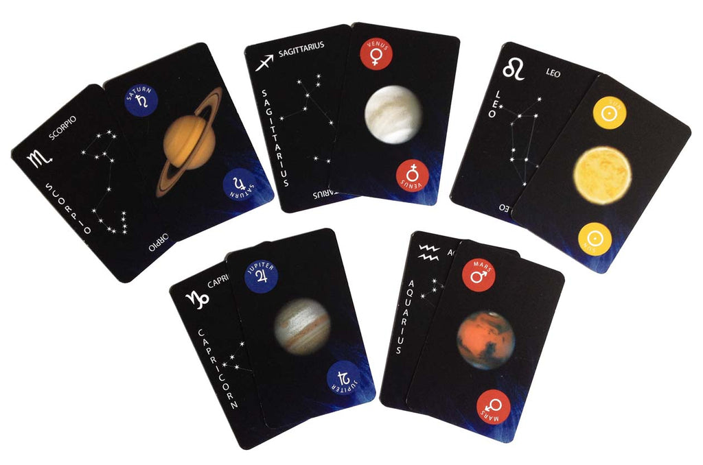 Ephemeris Board Game