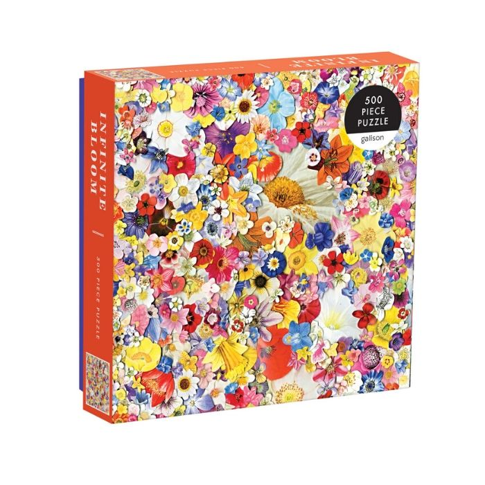 Jigsaw Puzzle Infinite Bloom 500 pieces