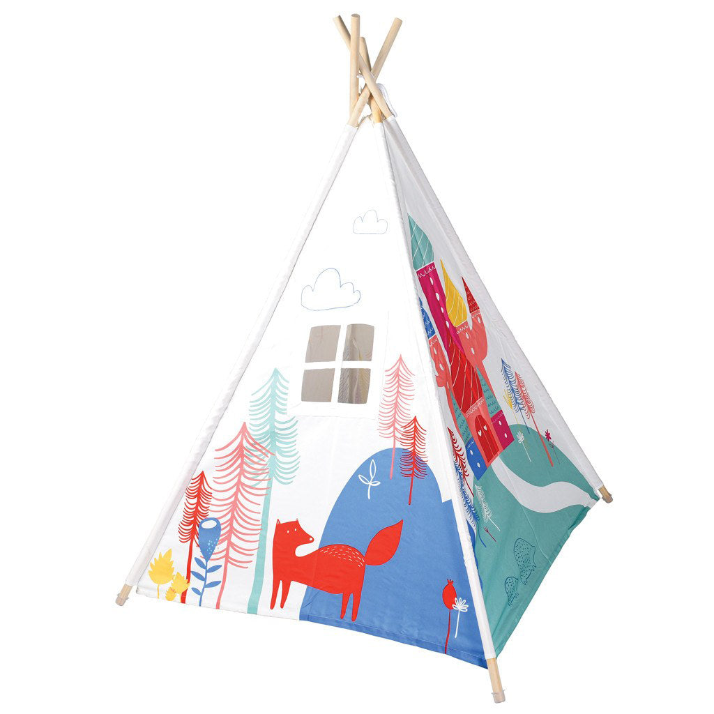Childs Enchanted Forest Teepee Play Den