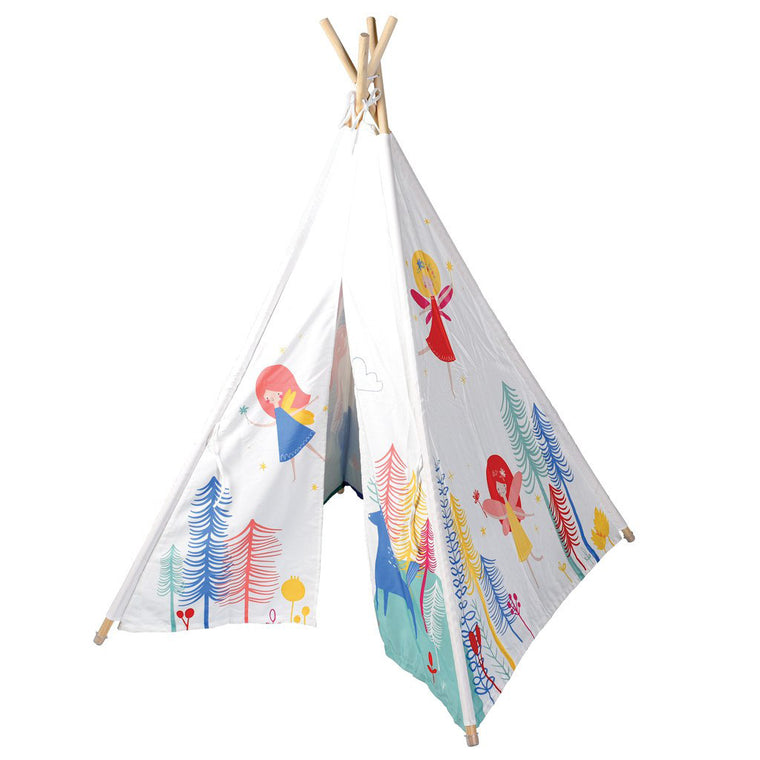 Enchanted Forest Tee Pee