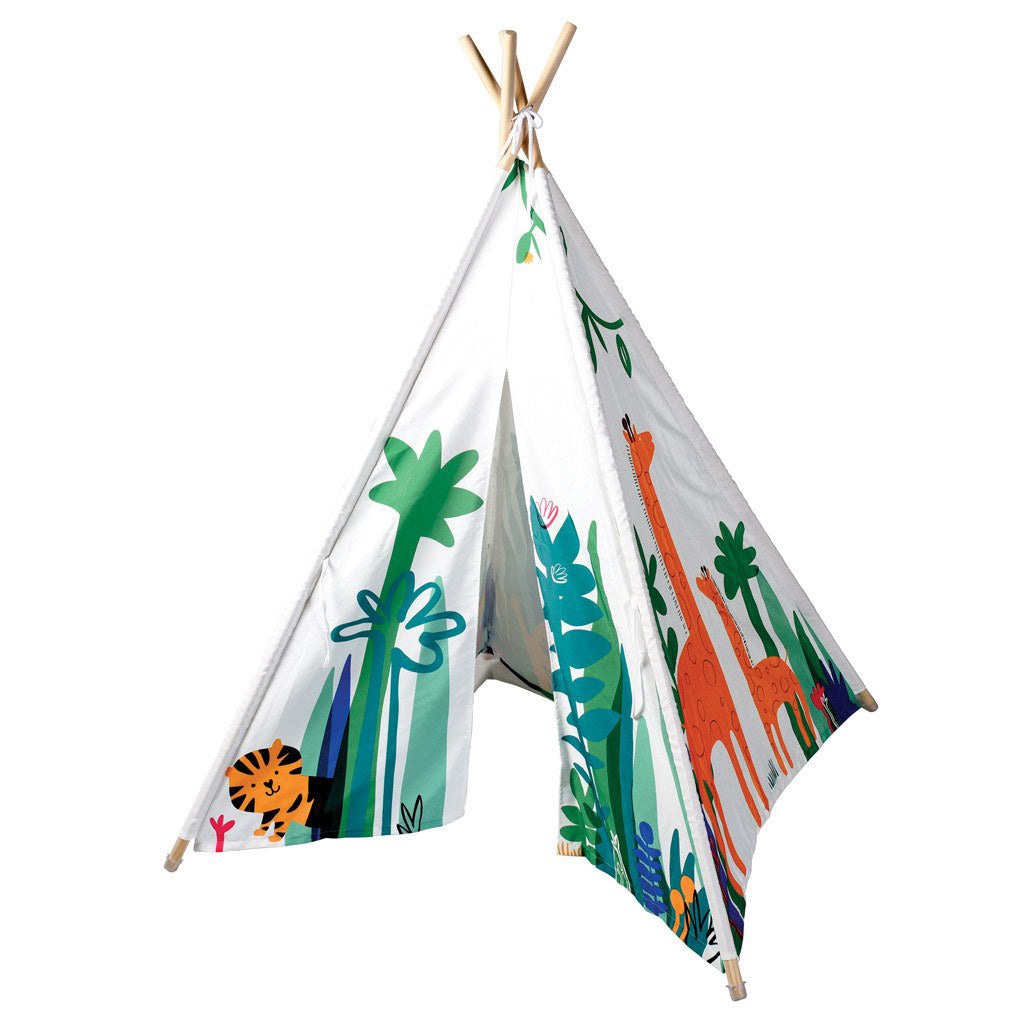 Kids Jungle Tee Pee