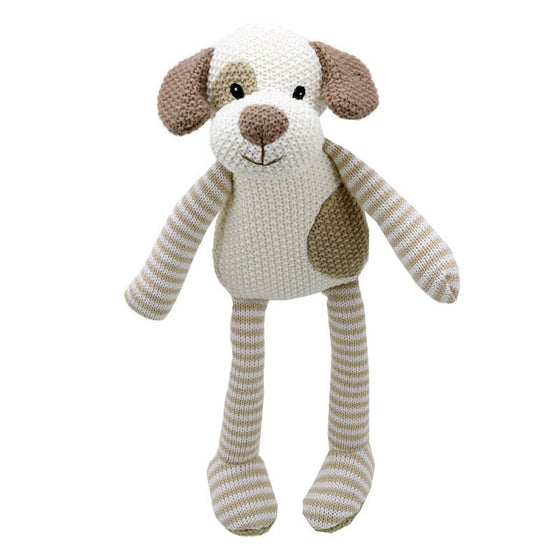 Knitted Dog Toy