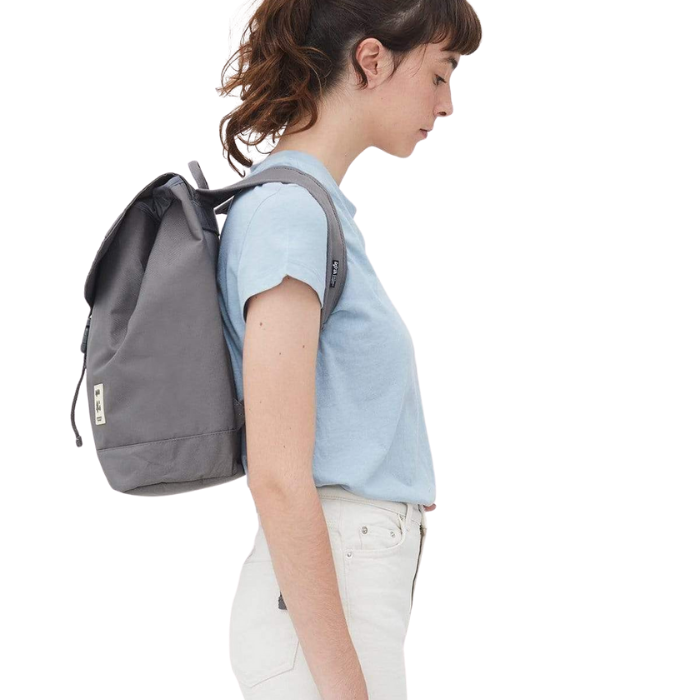 Lefrik Scout Backpack - Grey