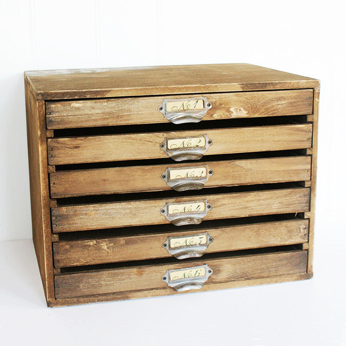 Letter Drawers