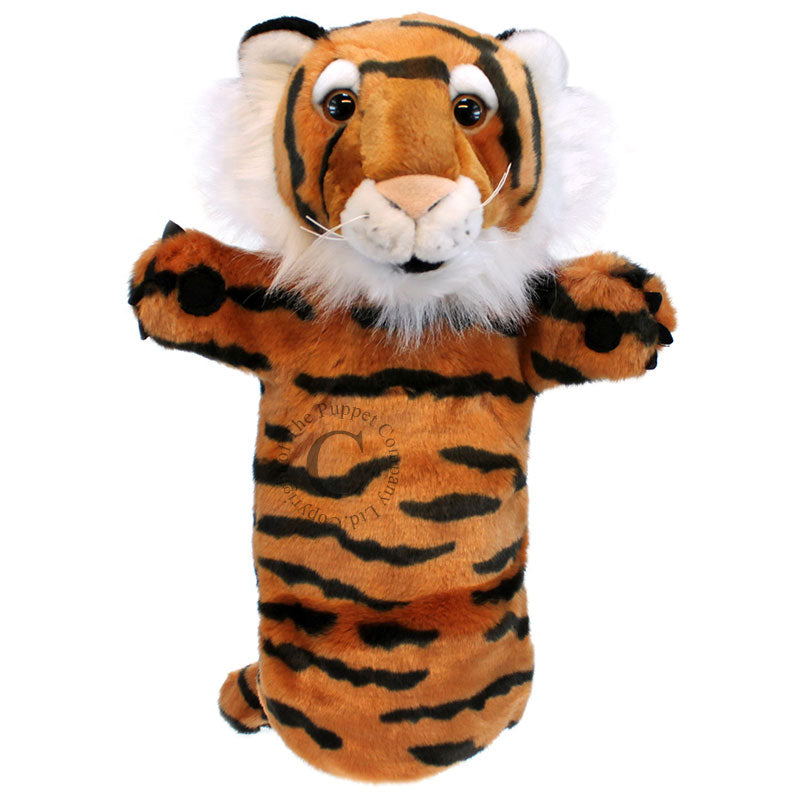 Tiger Glove Puppet