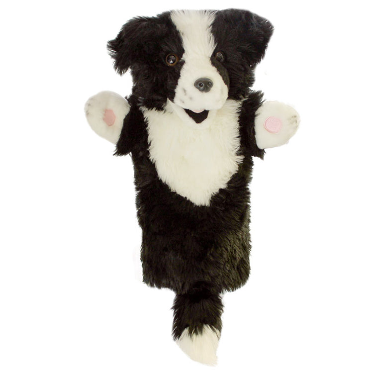 Border Collie Glove Puppet