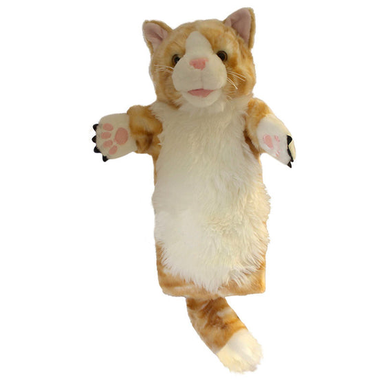 Ginger Cat Glove Puppet