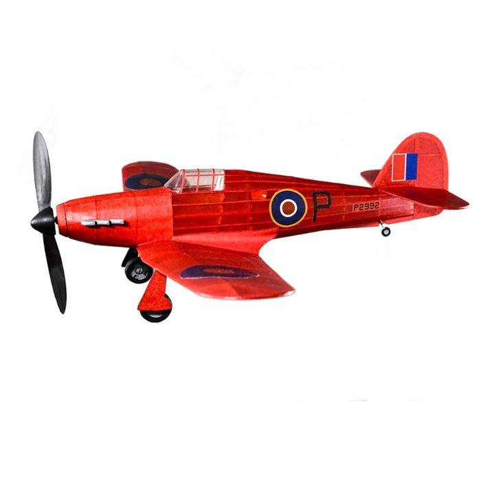 Make your own Model Plane- Hawker Hurricane